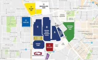 hotels near world congress center map atlanta convention center hotels map
