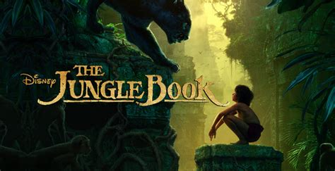 Kaos Animasi Jungle Book sinopsis the jungle book 2016 petualangan mowgli dan serigala siputnews