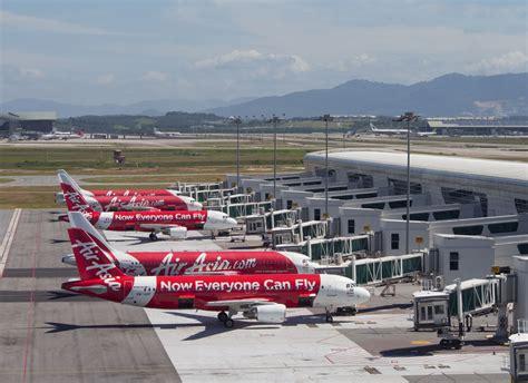 airasia name change no name change for klia2 minister travel daily asia