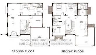 Bungalow House Floor Plan Philippines by House Floor Plan Philippines Bungalow House Design Plans