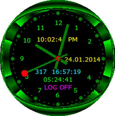 desktop clock shareware en chip eu
