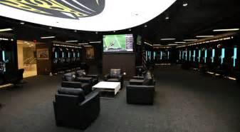 sports locker for room jaguars luxurious locker room will overhaul image the new york times