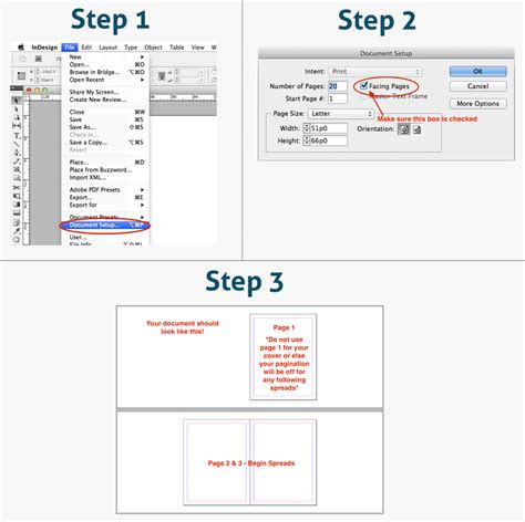 layout menu in pagemaker adobe indesign and pagemaker photobooks pro