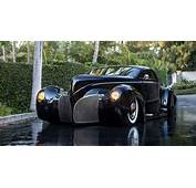 Scrape Custom 1939 Lincoln Zephyr Coupe Heading To Auction