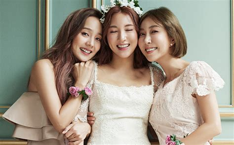 shoo models s e s s eugene and shoo join bride to be bada in beautiful