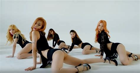 sexiest female kpop music video 11 k pop dances that were banned for being too sexy soompi