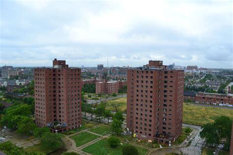 housing projects op ed inside detroit s brewster douglass housing projects