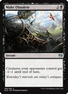 make a magic the gathering card kaladesh magic the gathering