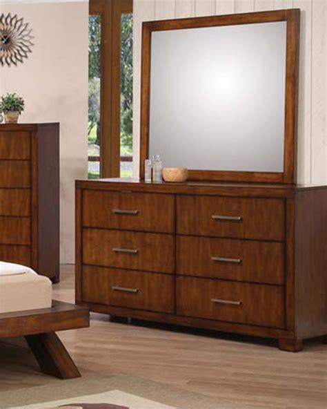 Dresser W Mirror by Dresser W Mirror In Oak Galleries By Acme Ac20235dm