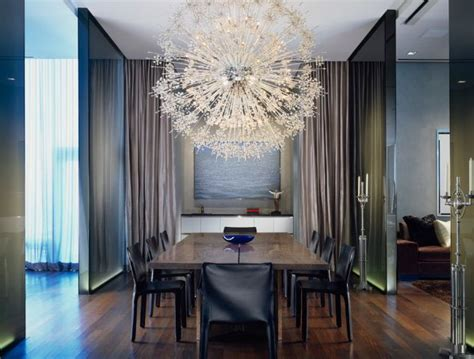 contemporary lighting over dining table how to choose a chandelier for your dining room