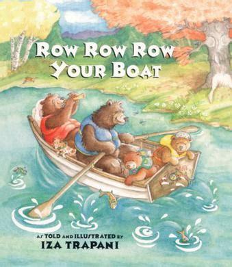 row row row your boat by iza trapani row row row your boat 豆瓣