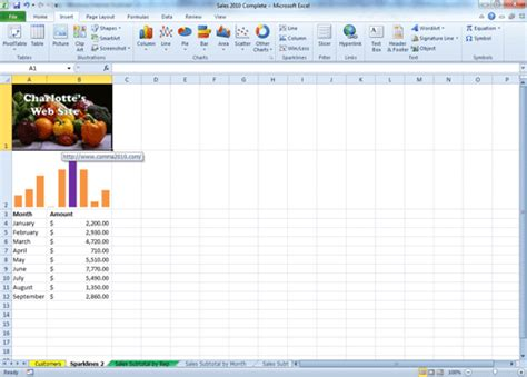 excel tutorial 2010 intermediate comma training page 196