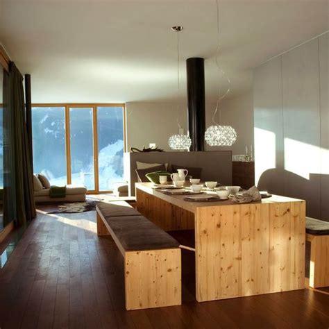 Deco Chalet Contemporain by Decoration Interieur Chalet Moderne