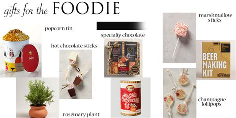 Haute Gift Guide For The Fashionable Foodie by Gift Guide For The Foodie Fashionedible