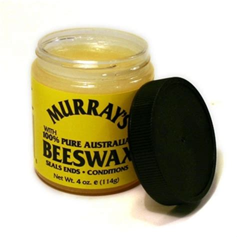 Pomade Murray S Beeswax murrays pomade bees wax 114gm