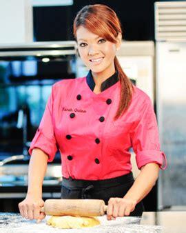 desain rumah farah quinn koleksi foto koki chef cantik dan seksi indonesia