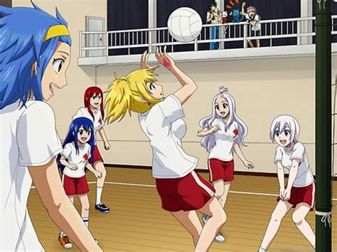 film volleyball anime 1000 images about fairy tail on pinterest fairy tail