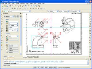 Introducing Draftsight A Free 2d Drafting Tool New From