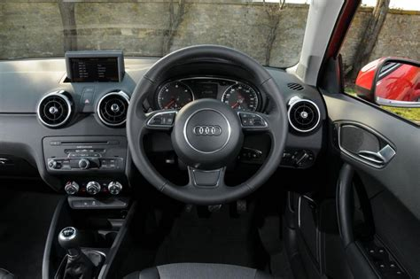 Audi A1 Interior by Audi A1 Sportback Pictures Auto Express