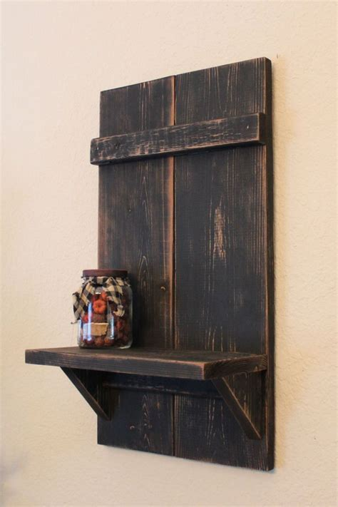 Handmade Wood Projects - 25 unique primitive wood crafts ideas on