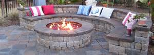 How To Make A Gas Firepit How To Build A Diy Gas Pit Firepitsdirect