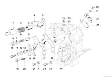 original parts for e21 318i m10 sedan manual