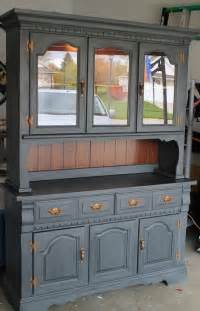 Kitchen Make Over Ideas 25 Best Painted Hutch Ideas On Pinterest