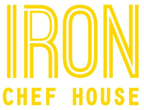 Iron Chef House by Iron Chef House