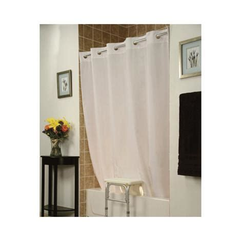 transfer bench shower curtain invacare benchbuddy hookless shower curtain shower aids