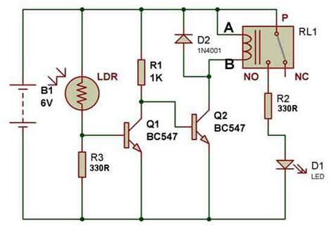 transistor bc547 operation 28 images how to make simple electronic circuits using transistor