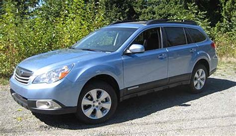 Image Gallery 2010 Outback Blue