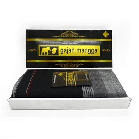 Jarik Batik Putih H Santoso sarung kain tenun cap gajah mangga koleksi antik