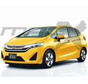Next Gen Honda Fit 2015  Autos Post