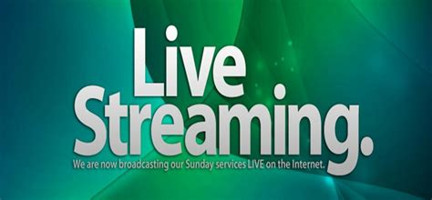 live streaming church in pjs cumberland community church