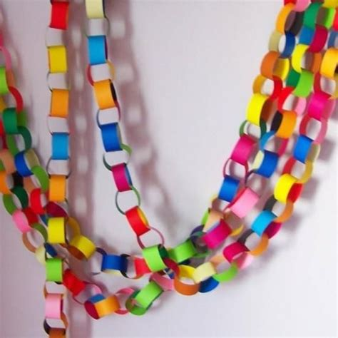 Paper Chains For - discover and save creative ideas