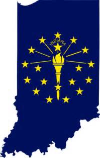 Indiana State Outline Clipart by Px Flag Map Of Indiana Free Images At Clker Vector Clip Royalty Free