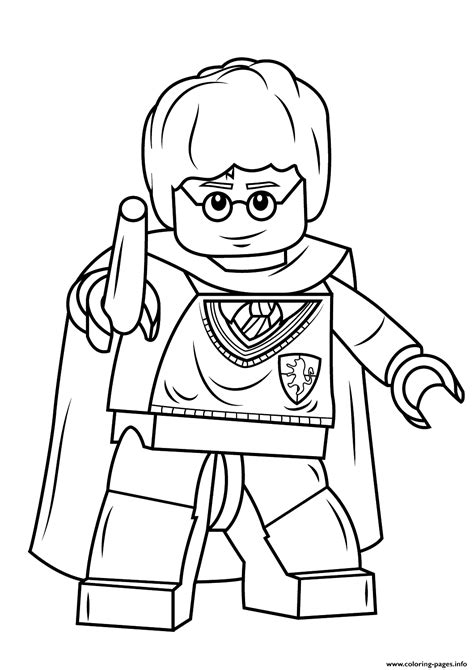 harry potter coloring book wands lego harry potter with wand coloring pages printable