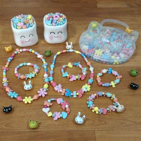 Kalung Anak Hellokity jual manik manik lucu untuk gelang dan kalung hello