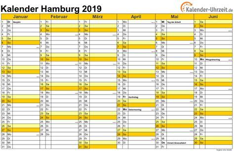 feiertage  hamburg kalender