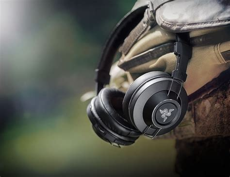 Razer Adaro Wireless Bluetooth Headphones razer adaro wireless bluetooth headphones 187 gadget flow