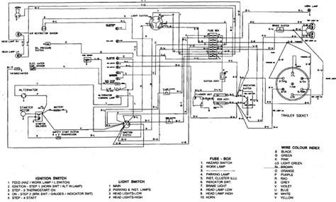 deere 317 ignition switch wiring diagram wiring