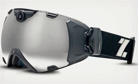 Cool Goggles by Ion Hd Camera Goggles Cool Material