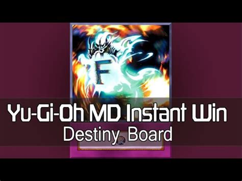 Yugioh Instant Win - yugioh duel transer perfect destiny board vs misty doovi