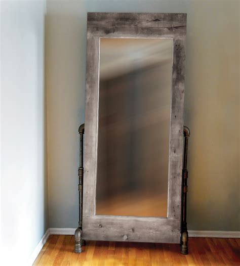 full length mirror painted wood frame full length mirror doherty house