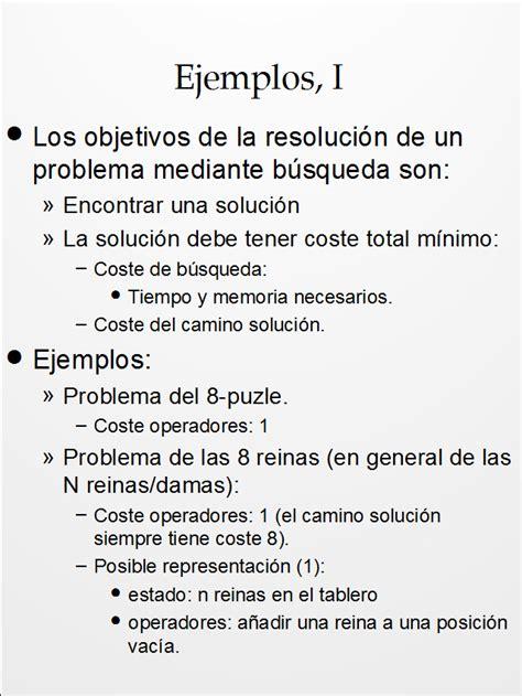 resolucion de intendencia nacional n resoluci 243 n de problemas mediante b 250 squeda monografias com