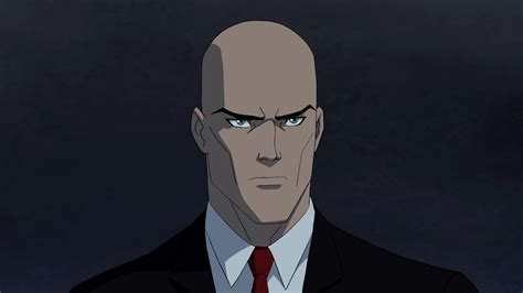 Lex Luthor In Young Justice   Mac Heat