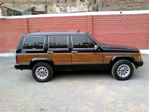 Jeep With Wood Paneling Cambio Mi Jeep Wagoneer Por Una Wrangler