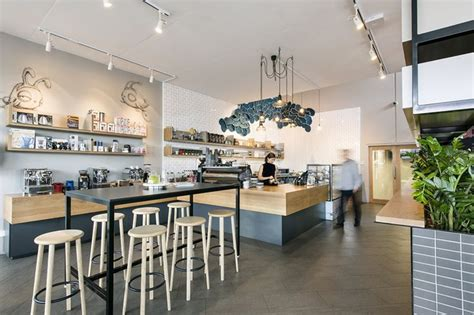 design zen cafe modern cafe design with raw materials mixed with solid