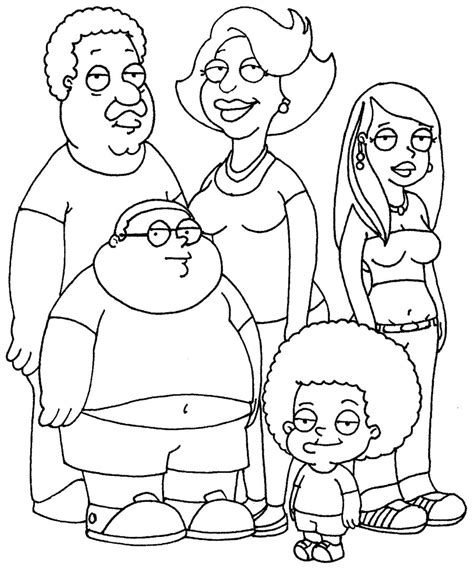 the cleveland show by dansketch7 on deviantart