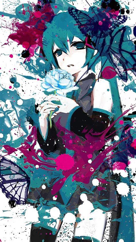 Beautiful Hd Anime Wallpaper for android Phone ? Kezanari.com